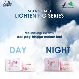 Zalfa Miracle Lightening Day & Night Cream